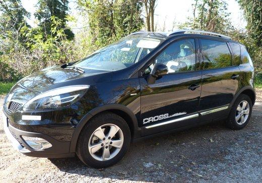 Renault Scenic Xmod Cross long test drive - Foto 5 di 21