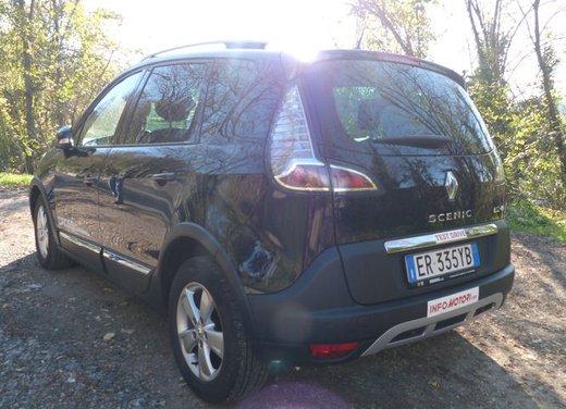Renault Scenic Xmod Cross long test drive - Foto 13 di 21