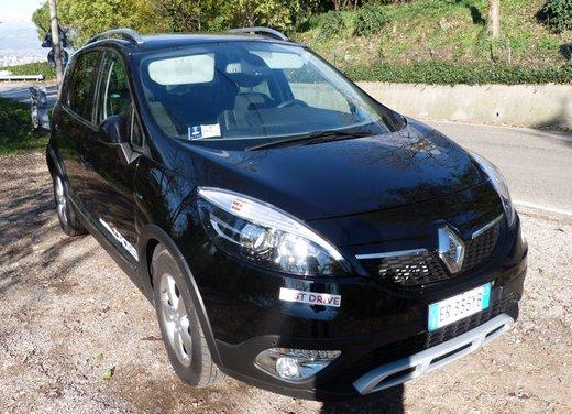 Renault Scenic Xmod Cross long test drive - Foto 15 di 21