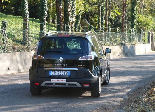 Renault Scenic Xmod Cross long test drive - Foto 16 di 21