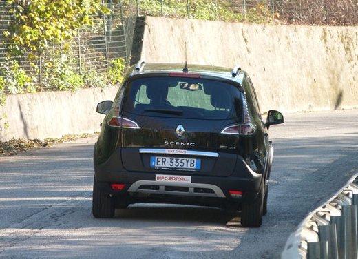 Renault Scenic Xmod Cross long test drive - Foto 12 di 21