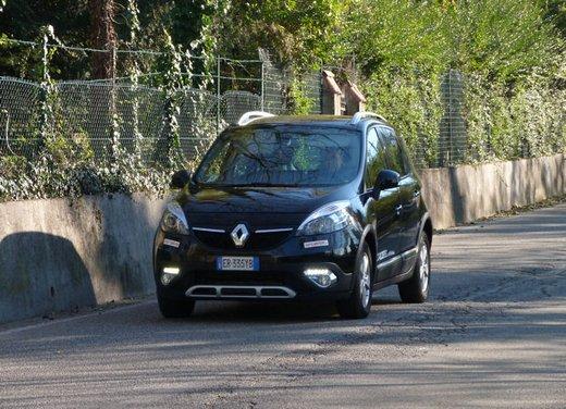 Renault Scenic Xmod Cross long test drive - Foto 19 di 21