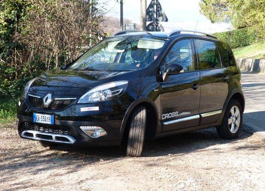 Renault Scenic Xmod Cross long test drive - Foto 21 di 21