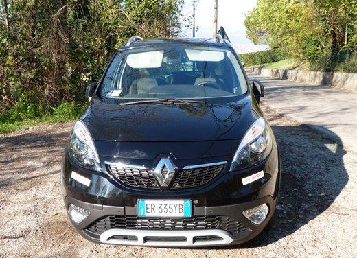 Renault Scenic Xmod Cross long test drive - Foto 3 di 21