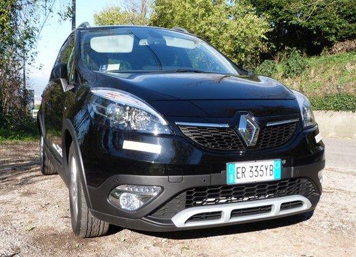 Renault Scenic Xmod Cross long test drive - Foto 4 di 21