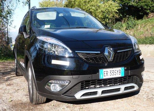 Renault Scenic Xmod Cross long test drive - Foto 11 di 21
