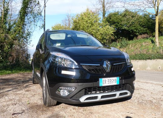 Renault Scenic Xmod Cross long test drive