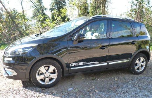 Renault Scenic Xmod Cross long test drive - Foto 10 di 21