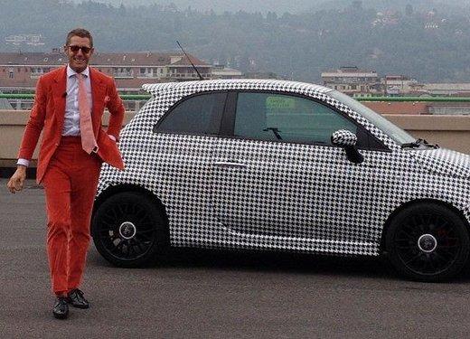 Le Fiat 500 di Lapo Elkann - Foto 13 di 14