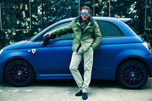 Le Fiat 500 di Lapo Elkann - Foto 2 di 14