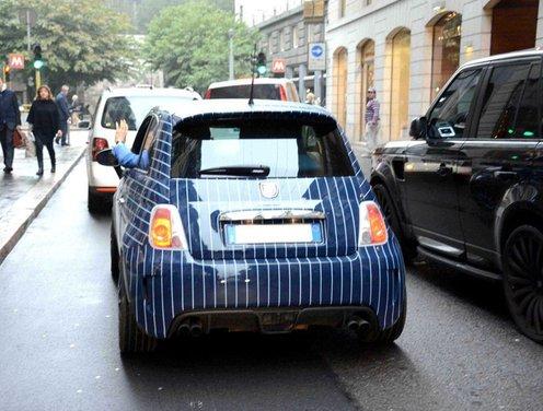 Le Fiat 500 di Lapo Elkann - Foto 6 di 14