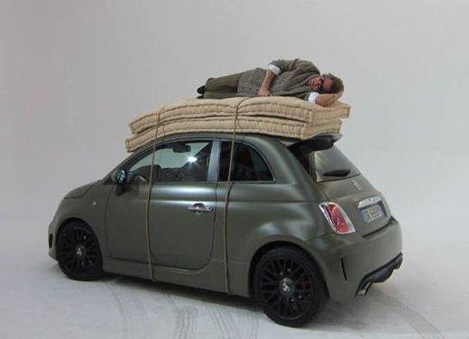 Le Fiat 500 di Lapo Elkann - Foto 8 di 14