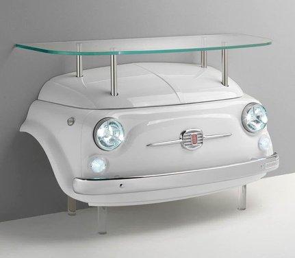 Le Fiat 500 di Lapo Elkann - Foto 9 di 14