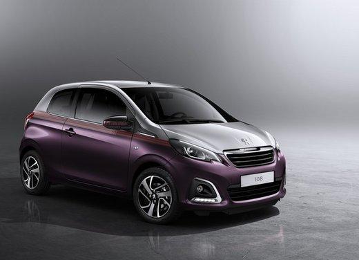 Peugeot 108 - Foto 2 di 8