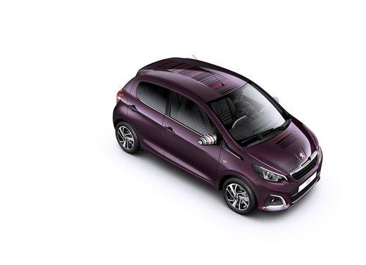 Peugeot 108 - Foto 6 di 8