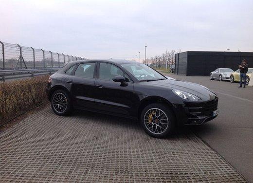 Porsche Macan Prova Su Strada E Su Pista Infomotori