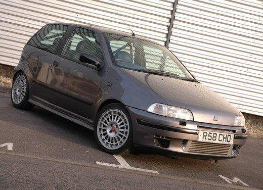 Fiat Punto GT Turbo - Foto 3 di 5