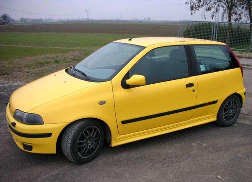 Fiat Punto GT Turbo - Foto 4 di 5