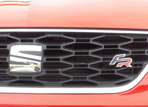 Nuova Seat Leon Cupra test drive - Foto 5 di 14