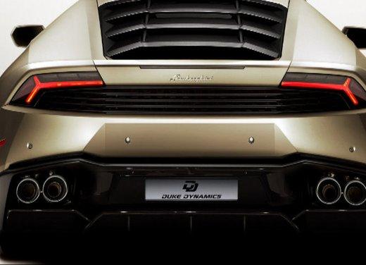Lamborghini Huracan by Duke Dynamics - Foto 2 di 4