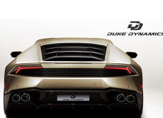 Lamborghini Huracan by Duke Dynamics - Foto 3 di 4