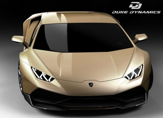 Lamborghini Huracan by Duke Dynamics