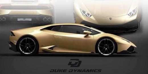 Lamborghini Huracan by Duke Dynamics - Foto 4 di 4