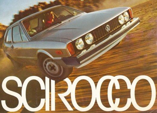 Volkswagen Scirocco, il primo modello del 1974 - Foto 2 di 5
