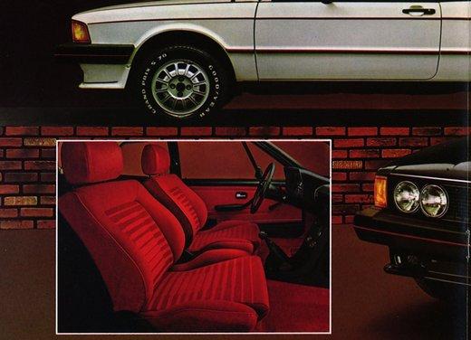 Volkswagen Scirocco, il primo modello del 1974 - Foto 4 di 5