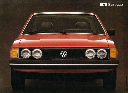 Volkswagen Scirocco, il primo modello del 1974 - Foto 1 di 5