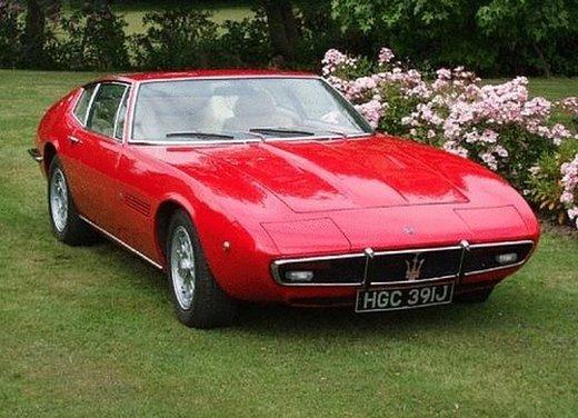 Maserati Ghibli, la storica sportiva del 1967 disegnata da Giugiaro - Foto 12 di 15