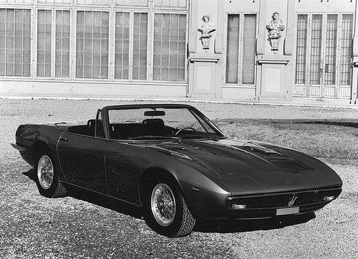Maserati Ghibli, la storica sportiva del 1967 disegnata da Giugiaro - Foto 13 di 15