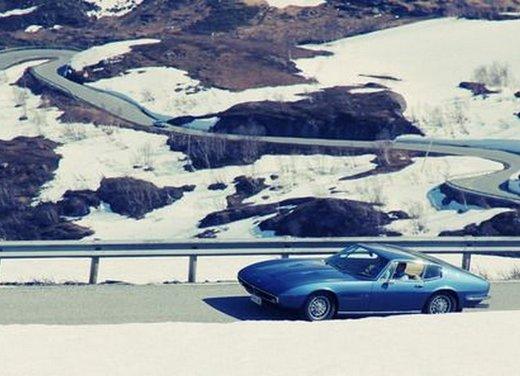 Maserati Ghibli, la storica sportiva del 1967 disegnata da Giugiaro - Foto 14 di 15