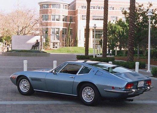 Maserati Ghibli, la storica sportiva del 1967 disegnata da Giugiaro - Foto 8 di 15