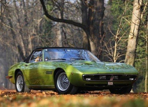 Maserati Ghibli, la storica sportiva del 1967 disegnata da Giugiaro - Foto 9 di 15