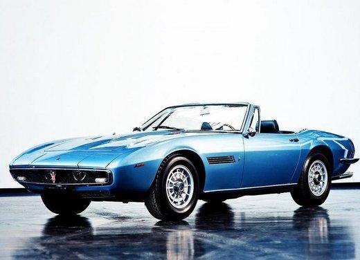 Maserati Ghibli, la storica sportiva del 1967 disegnata da Giugiaro - Foto 1 di 15