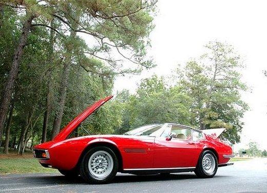 Maserati Ghibli, la storica sportiva del 1967 disegnata da Giugiaro - Foto 4 di 15