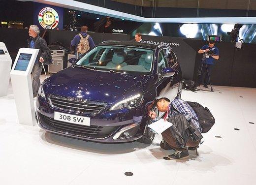 Nuova Peugeot 308 SW - Foto 4 di 23