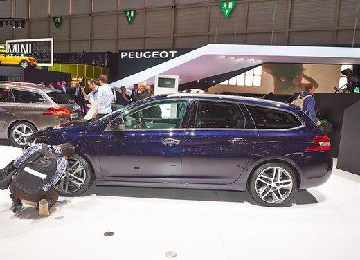 Nuova Peugeot 308 SW - Foto 6 di 23