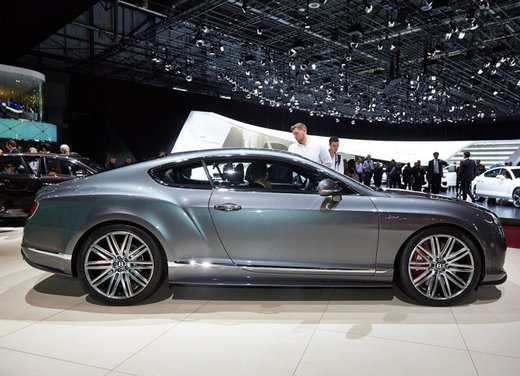 Bentley Continental GT Speed coupé - Foto 2 di 4