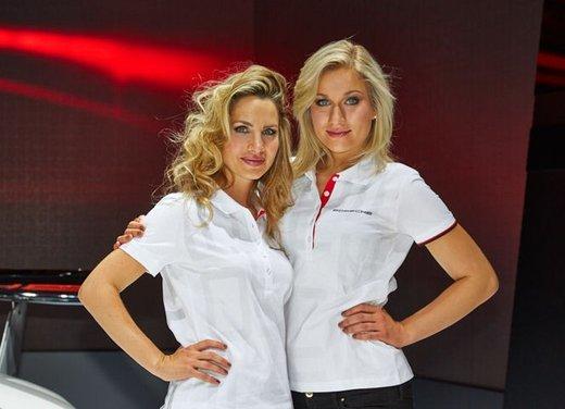 Le ragazze più sexy del Salone di Ginevra 2014 in un'ampia gallery - Foto 3 di 15