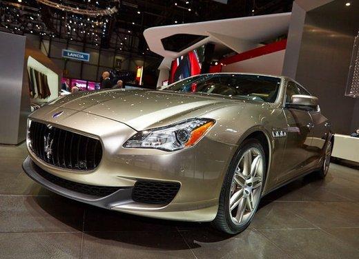 Le auto più belle e lussuose all'84° Salone Internazionale dell'Auto di Ginevra 2014 - Foto 12 di 16