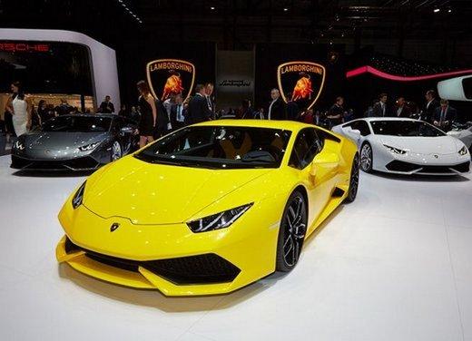 Le auto più belle e lussuose all'84° Salone Internazionale dell'Auto di Ginevra 2014 - Foto 15 di 16