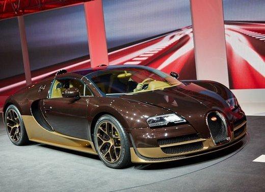 Le auto più belle e lussuose all'84° Salone Internazionale dell'Auto di Ginevra 2014 - Foto 4 di 16