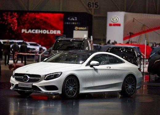 Le auto più belle e lussuose all'84° Salone Internazionale dell'Auto di Ginevra 2014 - Foto 7 di 16