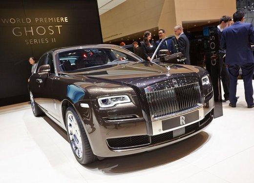 Le auto più belle e lussuose all'84° Salone Internazionale dell'Auto di Ginevra 2014 - Foto 8 di 16