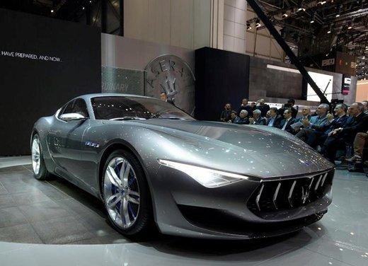Le auto più belle e lussuose all'84° Salone Internazionale dell'Auto di Ginevra 2014 - Foto 2 di 16