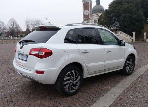 Renault Koleos 2014 long test drive - Foto 10 di 22