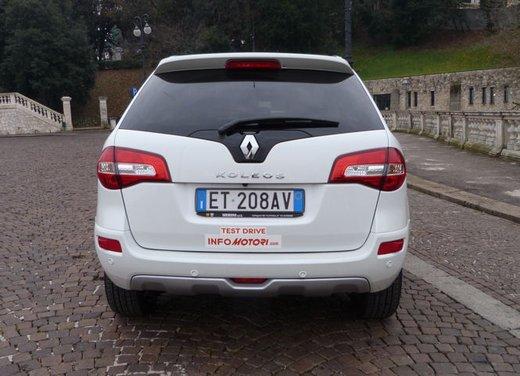 Renault Koleos 2014 long test drive - Foto 11 di 22