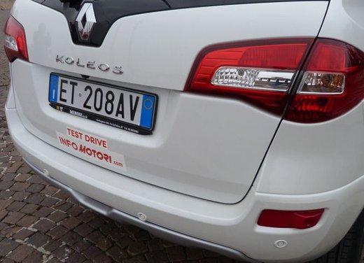 Renault Koleos 2014 long test drive - Foto 17 di 22